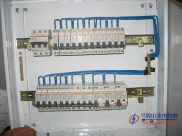 标准图解家用配电箱接线规范家里空气开关箱你接线方法